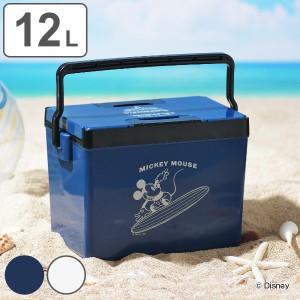 クーラーボックス ハードタイプ 両開き ミッキーマウス 12L UMI ( クーラーBOX アウトドア BBQ 保冷 クーラーバッグ アウトドア用品 キ