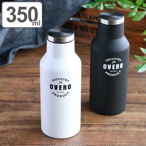 水筒 オベロ ステンレスボトル 350ml ( ステンレス 保温 保冷 ボトル マグボトル ステンレス製 中空二重構造 マット 光沢 おしゃれ シン