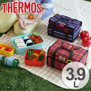 お弁当箱 ファミリーフレッシュランチボックス サーモス 2段 保冷バッグ付 DJF-4003 ( 運動会 お重 ファミリー thermos ピクニック