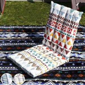 チェア アウトドア コンパクト M アウトドアチェア 座椅子 ( 送料無料 椅子 折りたたみ リクライニング キャンプ ピクニック バーベキュ