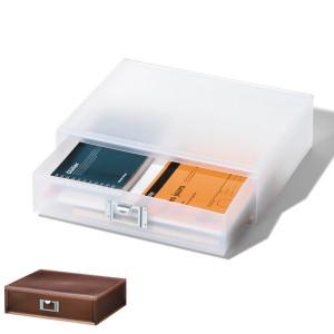 収納ボックス 引き出し プラスチック MX-50R A4 横 サイズ 浅型 収納 日本製 ( 小物収納 収納ケース ケース ボックス 引出し 小物ケース