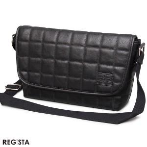 52ac855506fa ショルダーバッグ 斜め掛け ミニショルダー メンズ 鞄 カバン(ブラック黒) 584