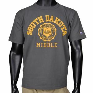 チャンピオン Tシャツ 半袖 T1011 サウスダコタ メンズ [ Mサイズ ][c5d301080m]