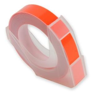 エンボステープ DYMO用 9mmx3m ダイモ [ オレンジ ][rm900or]