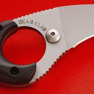 CRKT ベアクロウ ネックナイフ 2500 直刃[2500]