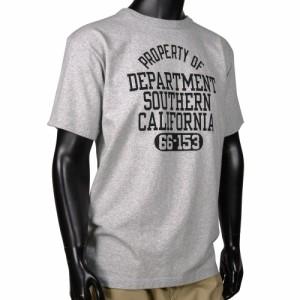 チャンピオン Tシャツ 半袖 T1011 カリフォルニア メンズ [ Mサイズ ][c5d301070m]