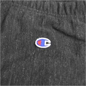 [サマーセール]チャンピオン ハーフパンツ 無地 リバースウィーブ [ ブラック / Mサイズ ][c3z505090m]