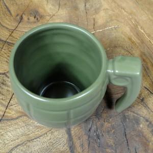 マグカップ 手榴弾型 灰皿付き ARMY LF-0940[ha6689901]
