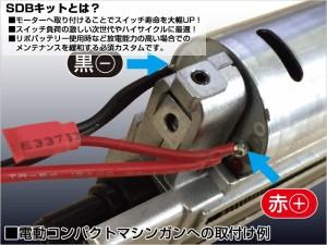 LayLax スイッチロングライフ SBDキット EG700/EG560用[lay33885]