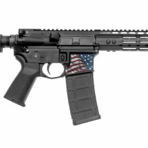gunskins 保護フィルム m4マグウェル用スキン 1セット分 ビクトリー