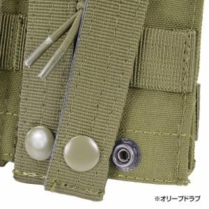 CONDOR トリプルマグポーチ M4/M16 オープントップ MA27 [ ブラック ][ma27002]