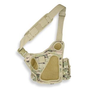 Rothco ベイルアウトバッグ アドバンス タクティカル MOLLE対応 ショルダーバッグ [ マルチカモ ][ro2538]