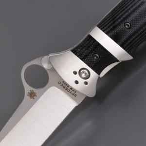 [送料無料]SPYDERCO 折りたたみナイフ C149GP バロットン サブヒルト[sc149gp]