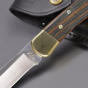 BUCK 折りたたみナイフ 110BRS フォールディングハンター[110]