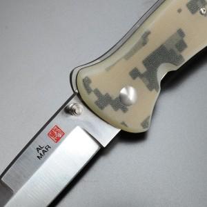 AL-MAR 折りたたみナイフ SERE 2000 デジタルカモ[ams2kdc]
