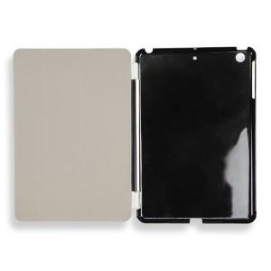 iPad mini ケース スタンドモード付き ブラック[re50329]