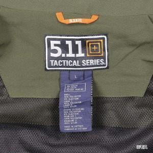 5.11タクティカル ジャケット セイバー2.0 48112 [ コヨーテ / Mサイズ ][5t48112120m]