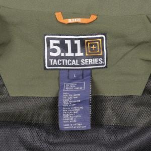 [送料無料]5.11タクティカル ジャケット セイバー2.0 48112 [ モス / Mサイズ ][5t48112191m]