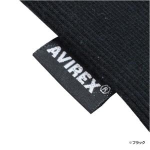 AVIREX スタンドリブ・ジャケット 無地 デイリー [ チャコールグレー / Mサイズ ][6103042019m]
