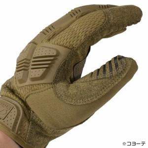 メカニックスウェア M-Pact ナックルガード付 タクティカルグローブ [ マルチカム / Mサイズ ][mpt78009]