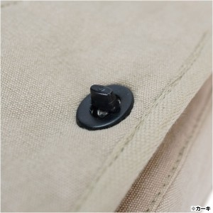 Rothco フィールドバッグ エンジニア M-51 キャンバス [ ブラック ][ro8112]