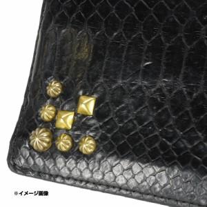 スクエアスタッズ メタルピラミッドスポッズ [ ブラック / 1個 ][stp631b]