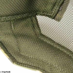 フルフェイスガード サバゲー用マスク [ デザートカモ ][411400]