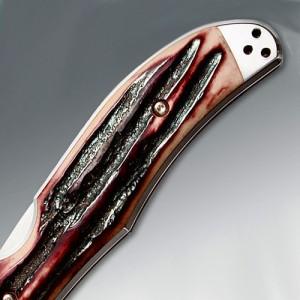 COLD STEEL 折りたたみナイフ ロンスター ハンター [ サムスタッド付き ][cs54sbht]