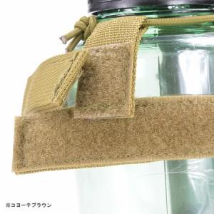 ROTHCO ボトルキャリア MOLLE対応 2110 [ ブラック ][ro2110bk]