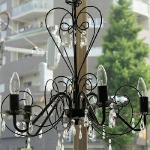 シャンデリア 5灯 FEDA 89852J エグロ EGLO 普通電球付き bim-b001-174-001  /シャンデリア/LED/北欧/デザイナーズ/姫系/LED電球/電球/オ
