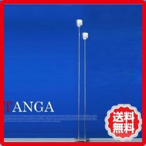 ガラスセードスタンドライト2灯 タンガ 84093J エグロEGLO bim-b001-070-007  /フロアスタンド/フロアスタンドライト/レトロ/アンティー