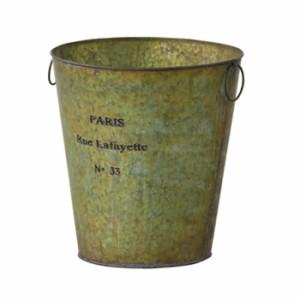 LFS ダストボックス グリーン az-lfs-426gr  /ゴミ箱/分別/おしゃれ/ふた付き/屋外/キッチン/リビング/木/密閉/収納/北欧/インテリア/