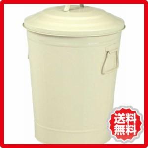 マルチダスト缶 24L アイボリー fj-90959  /ゴミ箱/分別/おしゃれ/ふた付き/屋外/キッチン/リビング/木/密閉/収納/北欧/インテリア/セ