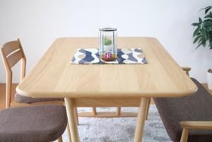 【大型配送】テーブル 幅150cm ナチュラル SOUR DINING TABLE 150 ise-5028696s1 /北欧/インテリア/セール/モダン/送料無料/激安/ナチュ