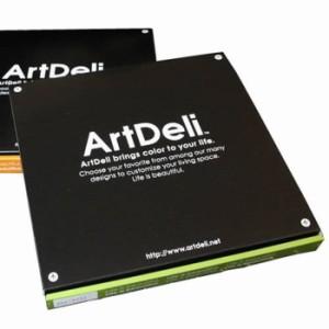ストライプ アート ファブリックパネル アートパネル STRIPE Mサイズ 30cm×30cm lib-4122677s2 /北欧/インテリア/セール/モダン/送料無