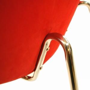 【保証付き】ピエール・ポーリン オレンジスライス チェア デラックスレザー kaw-ch5083dl  /デザイナーズ/家具/ジェネリック/リプロダク