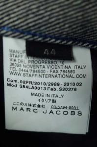 MARC JACOBS(マークジェイコブス) デニムパンツ サイズ[44] レディース デニムパンツ 【中古】【ブランド古着バズストア】【230116】