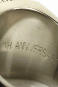 TMT (ティーエムティー) TMT 7周年 JOSTENS チャンピオンリング サイズ[15号] メンズ アクセサリー 【中古】【ブランド古着バズストア