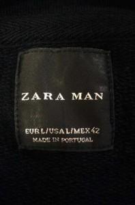 ザラマン ZARA MAN アウター サイズimport:L メンズ 【中古】【ブランド古着バズストア】