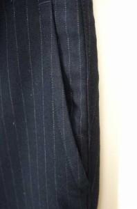 LIDEAL(リデアル) ストライプ柄トラウザー サイズ[29] メンズ スラックスパンツ 【中古】【ブランド古着バズストア】【021017】
