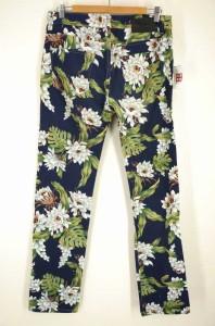KENZO(ケンゾー) 花柄パンツ サイズ[31] メンズ パンツ 【中古】【ブランド古着バズストア】【021017】