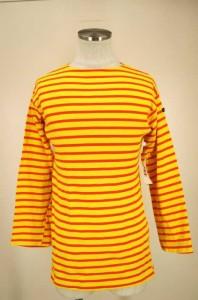 ルミノア Le minor ボートネックTシャツ サイズJPN:2 メンズ 【中古】【ブランド古着バズストア】
