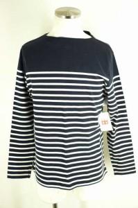無印良品 MUJI ボートネックTシャツ サイズJPN:L メンズ 【中古】【ブランド古着バズストア】