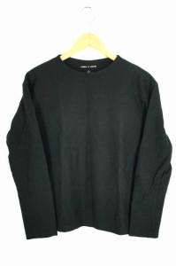ユニクロアンドルメール UNIQLO AND LEMAIRE ボートネックTシャツ サイズJPN:S メンズ 【中古】【ブランド古着バズストア】