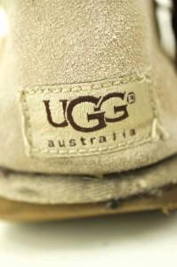 UGG(アグ) 5825 classic short ムートン サイズ[27cm] メンズ ブーツ 【中古】【ブランド古着バズストア】【230118】