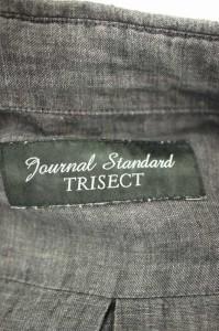 ジャーナルスタンダードトライセクト JOURNAL STANDARD TRISECT シャツ サイズL メンズ 【中古】【ブランド古着バズストア】