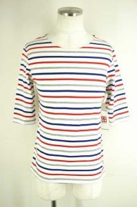 レイジブルー RAGEBLUE ボートネックTシャツ サイズJPN:M メンズ 【中古】【ブランド古着バズストア】
