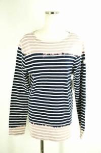 エフィレボル .efiLevol ボートネックTシャツ サイズ2 メンズ 【中古】【ブランド古着バズストア】