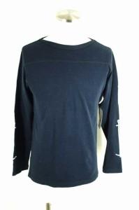 エヌハリウッド N.HOOLYWOOD ボートネックTシャツ サイズ36 メンズ 【中古】【ブランド古着バズストア】
