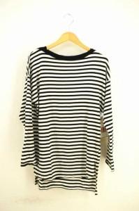 PORTVEL() ボートネックTシャツ サイズ2 メンズ 【中古】【ブランド古着バズストア】